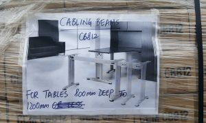 580-112 Cabling Beams CB812