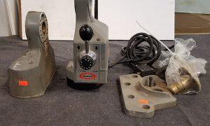 658-24 servo feed type 150 c/w gear drive