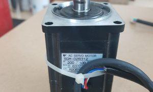 658-403 Yaskawa Electric AC Servo Motor SGM-02B312