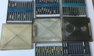 Deltronic Drill Size Set (Triple Set) .0135-.0380/ .0960-.0390/ .0386-.0135/