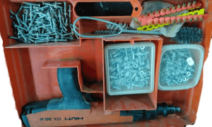 HILTI DX36M Powder Nail Gun