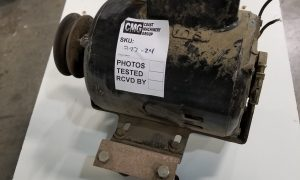 Emerson 1 HP Single Phase Motor