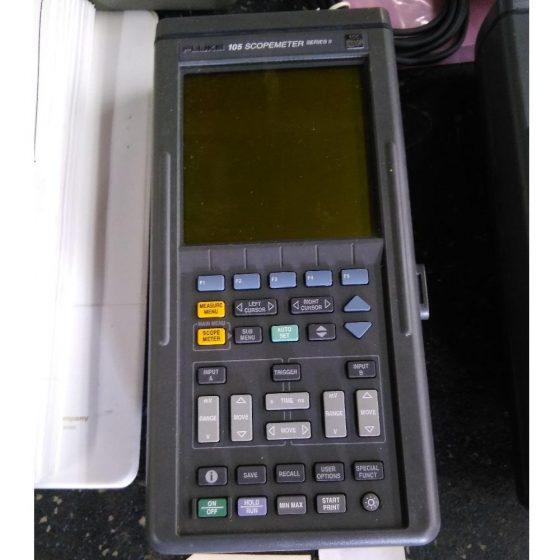 Fluke 105 Series II ScopeMeter 100mhz