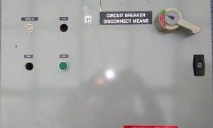 Eurobec 1100 Controller Box