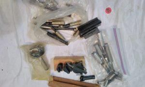 Assortment of Boring Bits & Lath Tooling