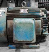 Teco MAX-E 60HP Induction Motor