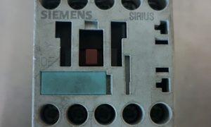 Siemens 3RT1017-1AK61 Contactor