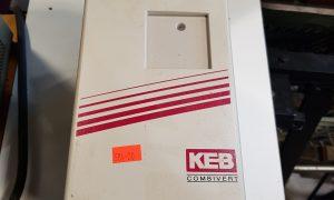 KEB combivert controller 1