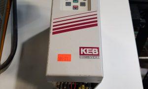 KEB combivert controller