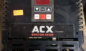 Boston Gear ACX2030 variable frequency drive