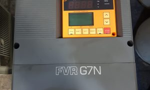 fuji electric fvr g79 servodrive