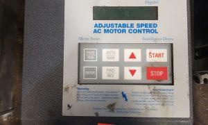 Leeson Speedmaster motor control 174927
