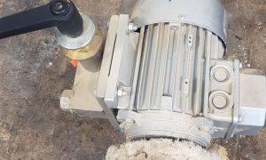 Sertec highspeed motor IEC 63 T2