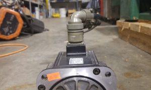 Yaskawa AC servo motor SGMGH-09DCA-YG25