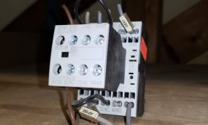 Eaton DIL AC-22 contactor