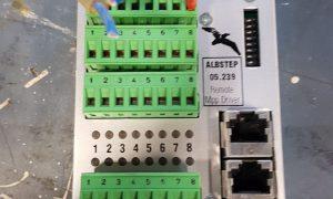 TPA Albstep 05.239 remote Mpp driver