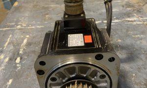 Yaskawa AC servo motor SGMG-09V2AB