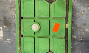 CNC busellato pod and rail vacuum pod 6