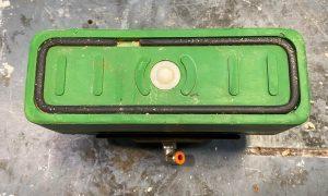 CNC pod and rail vacuum pod 2