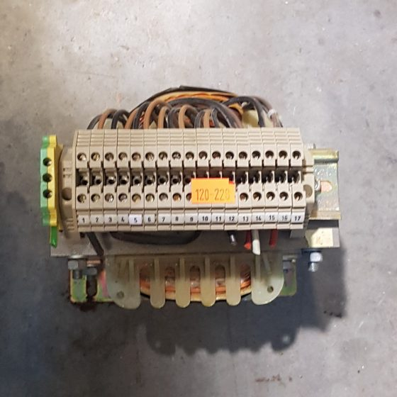 Jura-Elektronik Multi Tap Transformer