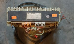 Th. Lutke 4930 Detmold Multi Tap Transformer