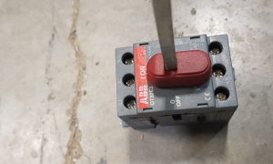 ABB Disconnect Switch
