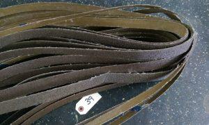 24 Sanding belts