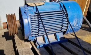 Ameg High Efficiency Motor