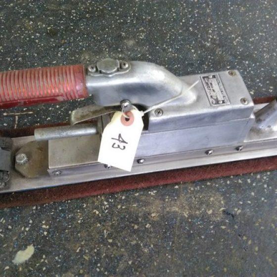Hutchins Hustler Pneumatic speed sander 22000