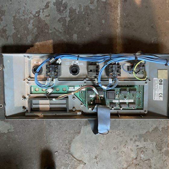 Biesse Control Panel