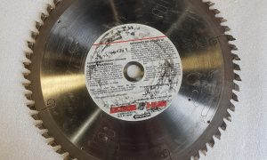 Exchange-A-Blade 10in Industrial Saw Blade