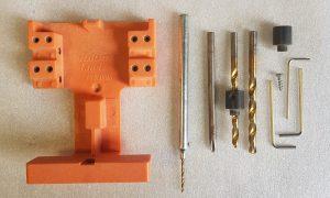 Blum Bohrlehre Drilling Template Kit