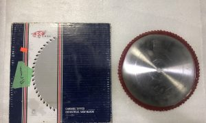 FS Tool 10in Industrial Saw Blade 80-T