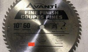 Avanti 10-inch Blade