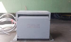 30 KVA 600V - 480 V Transformer