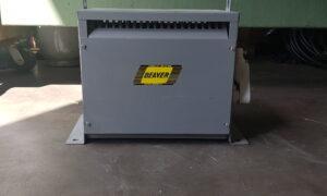10 KVA 480V - 208V Transformer