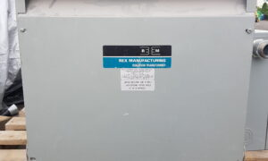 15 KVA 480V - 208120V Transformer