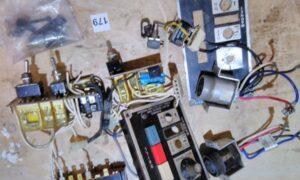 Milwaukee Mag Drill repair control parts & connectors